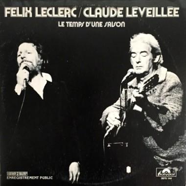 Félix Leclerc & Claude Léveillée
